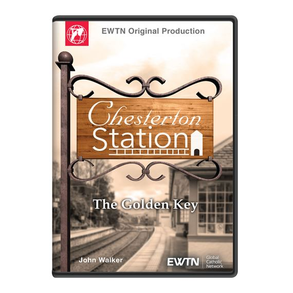 CHESTERTON STATION - THE GOLDEN KEY DVD