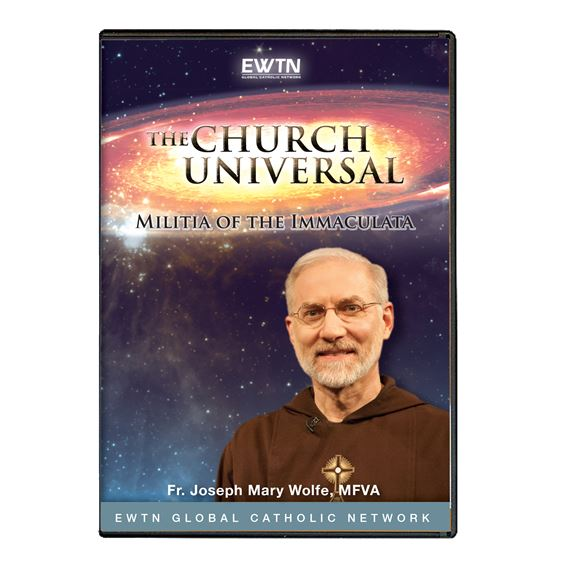 CHURCH UNIVERSAL: MILITIA OF THE IMMACULATA - DVD