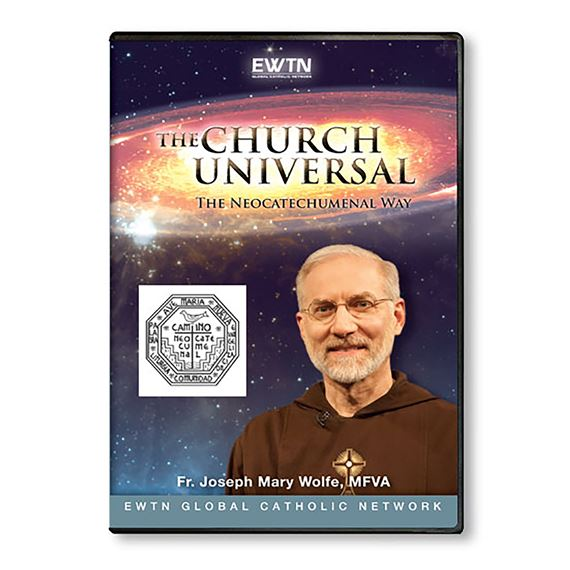 CHURCH UNIVERSAL:  NEOCATECHUMENAL WAY - DVD