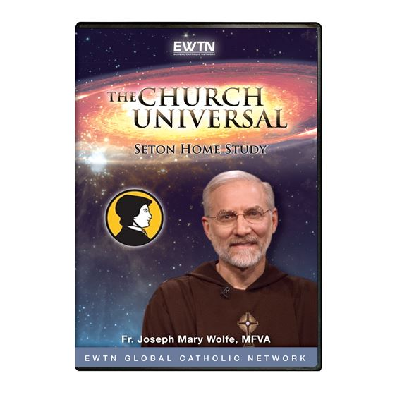 CHURCH UNIVERSAL:  SETON HOME STUDY - DVD