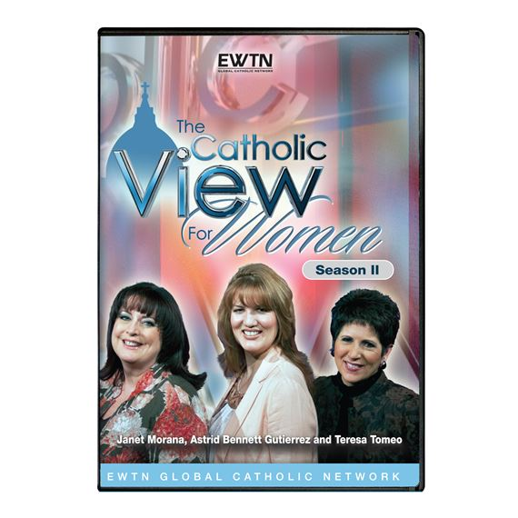CATHOLIC VIEW FOR WOMEN SEASON 2 - DVD