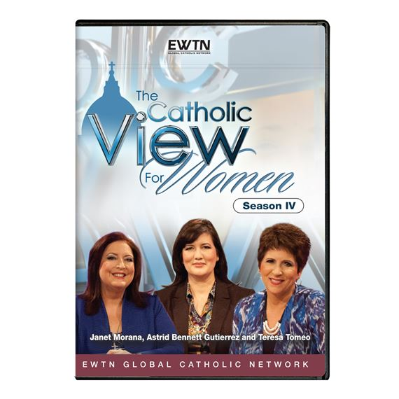 CATHOLIC VIEW FOR WOMEN SEASON 4 - DVD