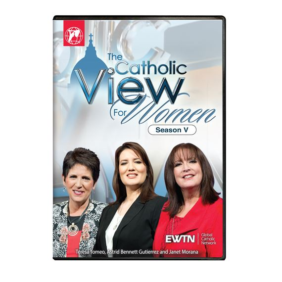 CATHOLIC VIEW FOR WOMEN SEASON 5 - DVD