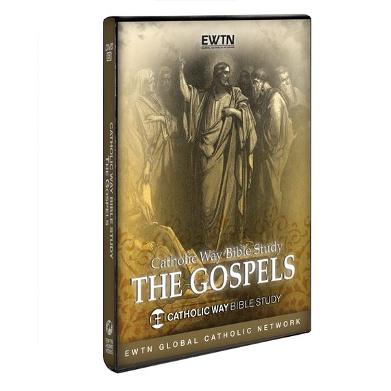 CATHOLIC WAY BIBLE STUDY: THE GOSPELS - DVD