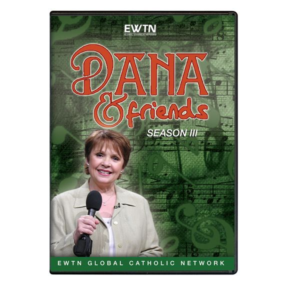 DANA AND FRIENDS: SEASON III - DVD