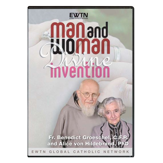 MAN AND WOMAN: A DIVINE INVENTION - DVD