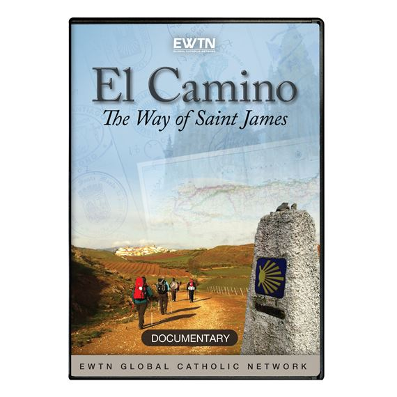 EL CAMINO THE WAY OF SAINT JAMES DVD