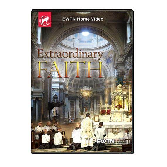 EXTRAORDINARY FAITH DVD