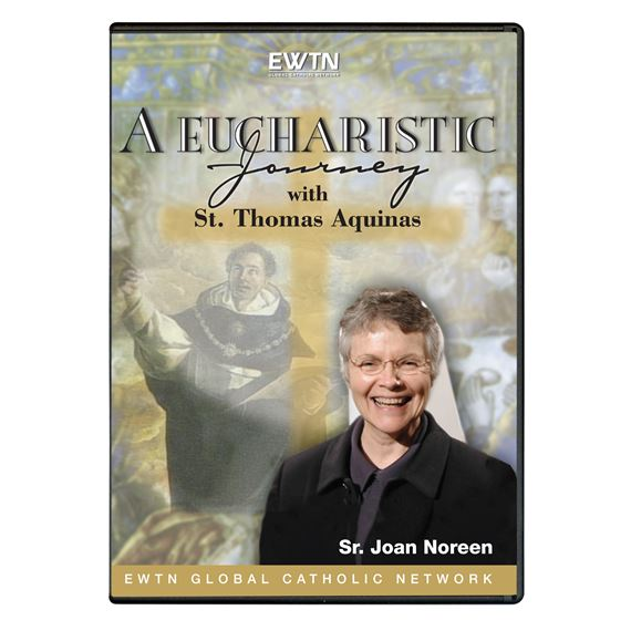 A EUCHARISTIC JOURNEY WITH ST. THOMAS AQUINAS -DVD