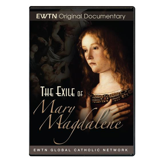 THE EXILE OF MARY MAGDALENE - DVD