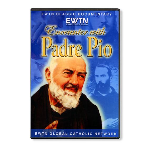 ENCOUNTER WITH PADRE PIO - DVD