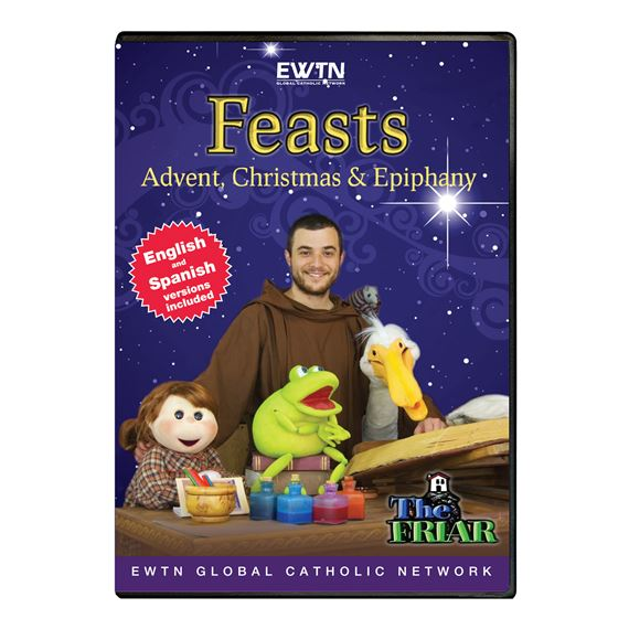 FEASTS WITH THE FRIAR - DVD