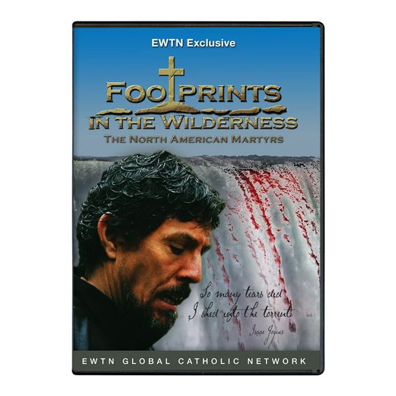 FOOTPRINTS IN THE WILDERNESS - DVD