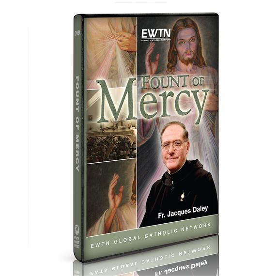 FOUNT OF MERCY - DVD