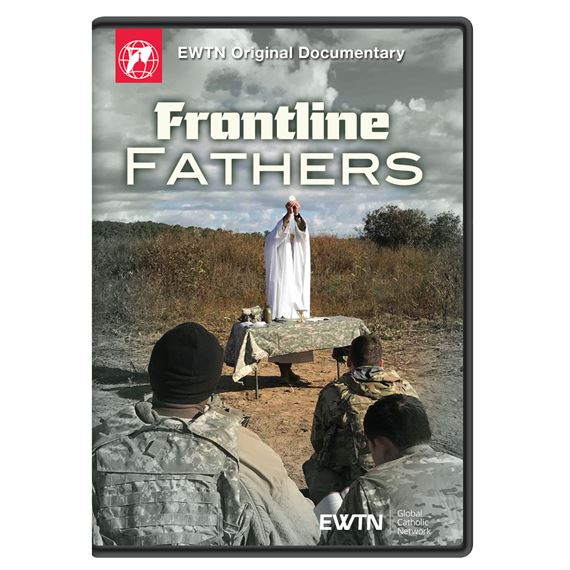 FRONTLINE FATHERS DVD