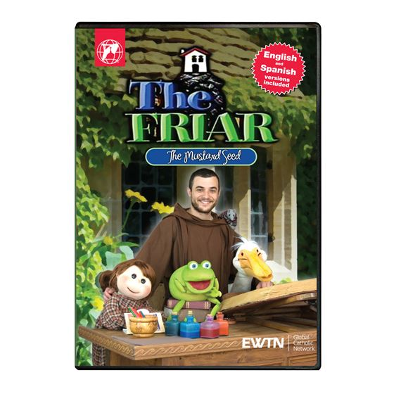 THE FRIAR THE MUSTARD SEED