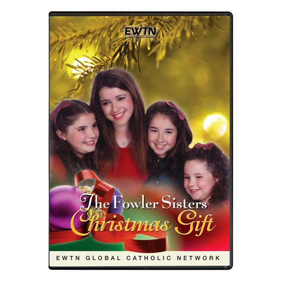 THE FOWLER SISTERS CHRISTMAS GIFT - DVD