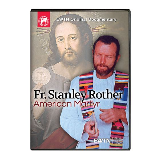 FATHER STANLEY ROTHER AMERICAN MARTYR DVD