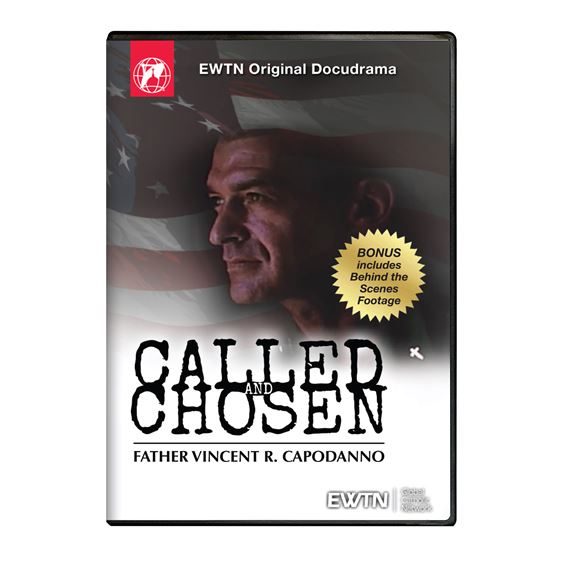 CALLED AND CHOSEN FATHER VINCENT CAPODANNO DVD