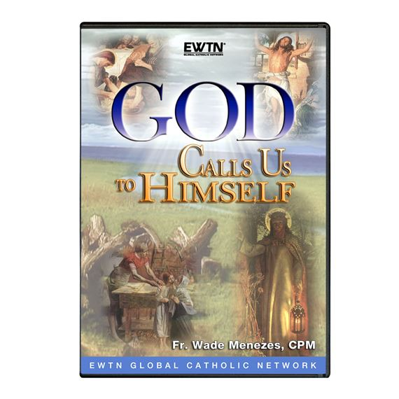 GOD CALLS US TO HIMSELF - DVD
