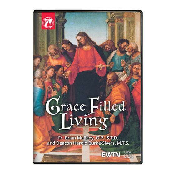 GRACE FILLED LIVING DVD