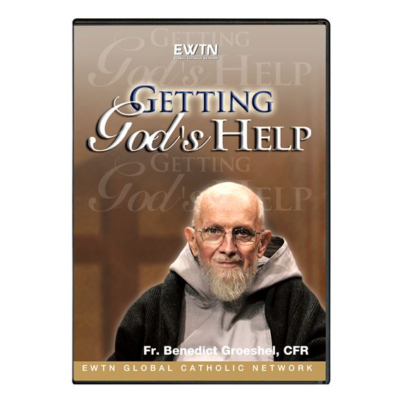 GETTING GOD'S HELP - DVD