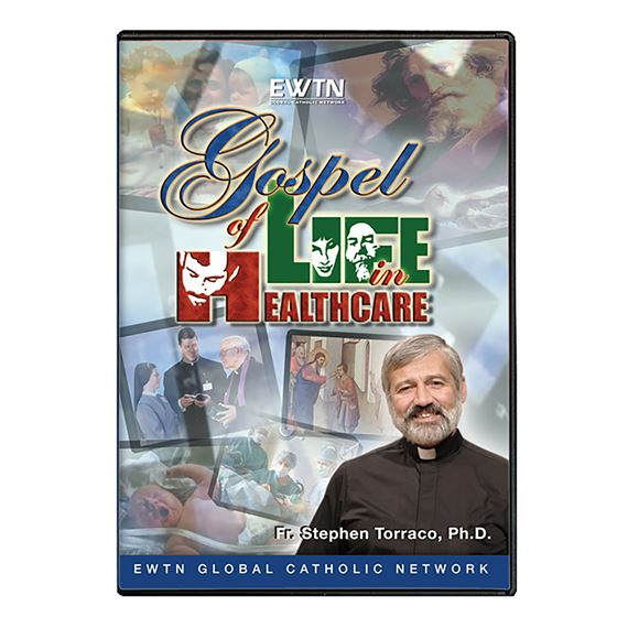 GOSPEL OF LIFE IN HEALTHCARE - DVD