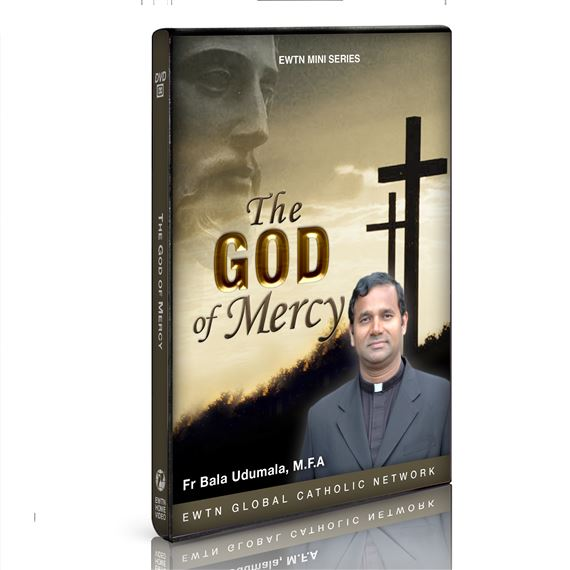 THE GOD OF MERCY - DVD