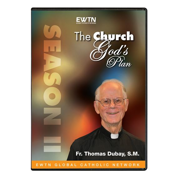 THE CHURCH: GOD'S PLAN SEASON 2 - DVD