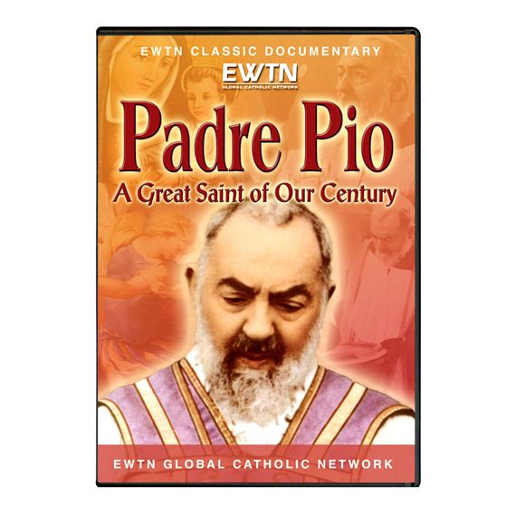 PADRE PIO: A GREAT SAINT OF OUR CENTURY DVD