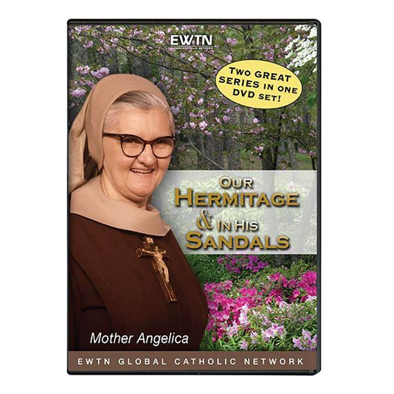 OUR HERMITAGE AND IN HIS SANDALS - DVD