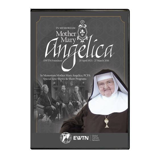 IN MEMORIAM MOTHER MARY ANGELICA: SPECIAL LIVE