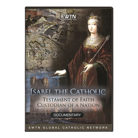 ISABEL THE CATHOLIC  DVD