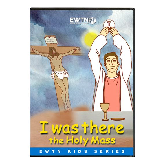 I WAS THERE, THE HOLY MASS - DVD