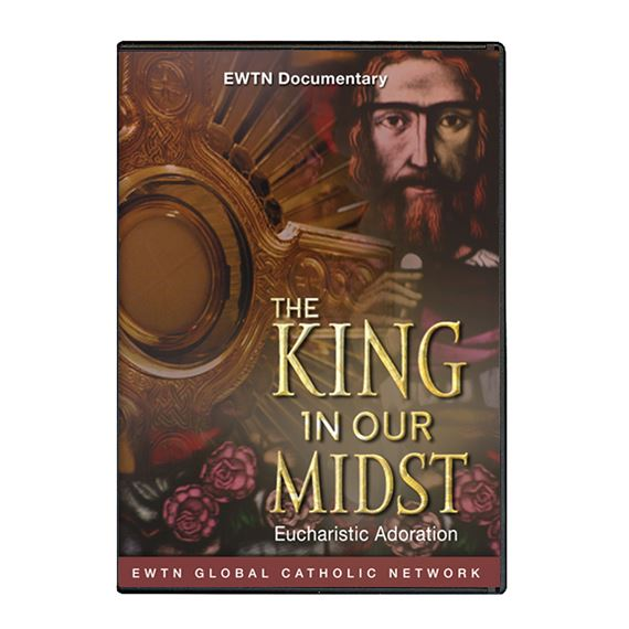 THE KING IN OUR MIDST - DVD