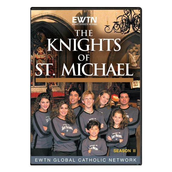 KNIGHTS OF ST. MICHAEL - SEASON 2 -  DVD