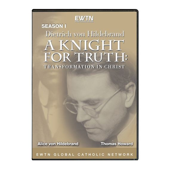 A KNIGHT FOR TRUTH: TRANSFORMATION IN CHRIST - DVD