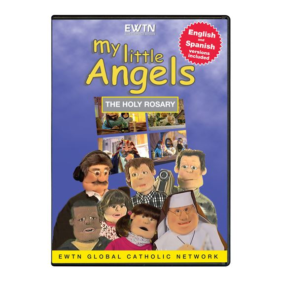 MY LITTLE ANGELS - THE HOLY ROSARY - DVD