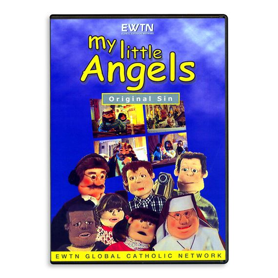 MY LITTLE ANGELS - ORIGINAL SIN - DVD