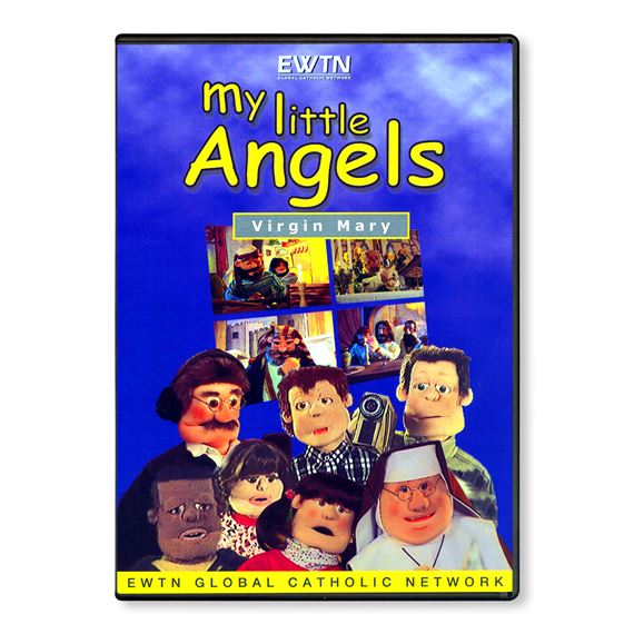 MY LITTLE ANGELS - VIRGIN MARY - DVD