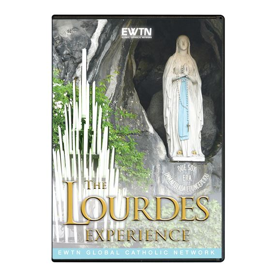 THE LOURDES EXPERIENCE - DVD