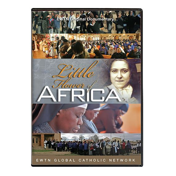 THE LITTLE FLOWER IN AFRICA - DVD