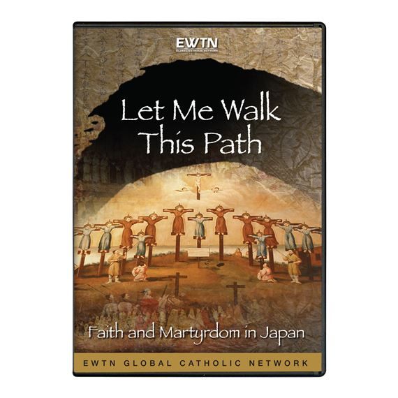 LET ME WALK THIS PATH - DVD