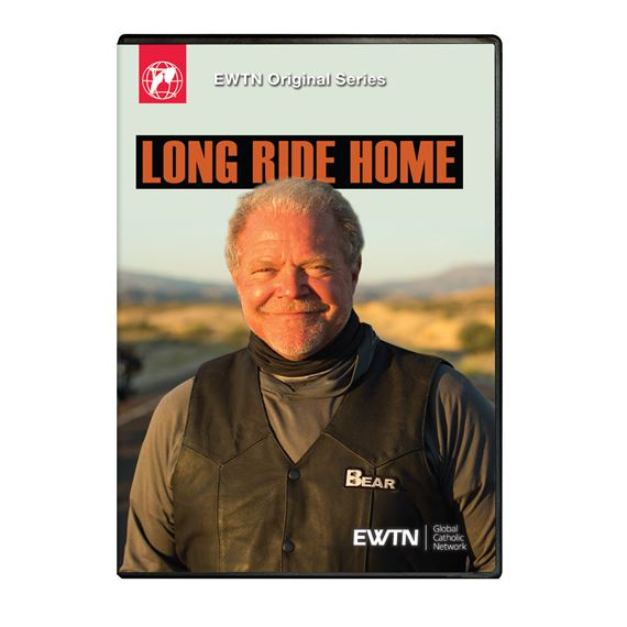 LONG RIDE HOME DVD