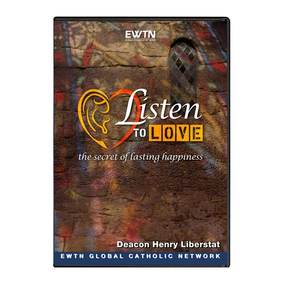 LISTEN TO LOVE:SECRET TO LASTING HAPPINESS - DVD