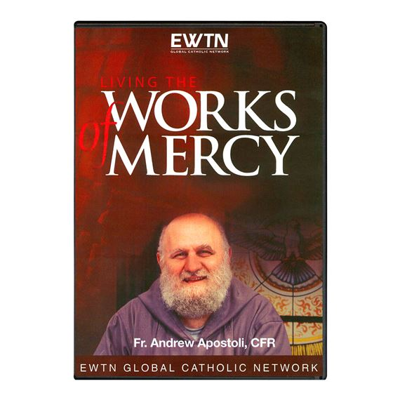 LIVING THE WORKS OF MERCY - DVD