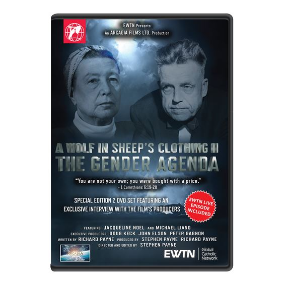 A WOLF IN SHEEP'S CLOTHING II - THE GENDER AGENDA SPECIAL EDITION DVD