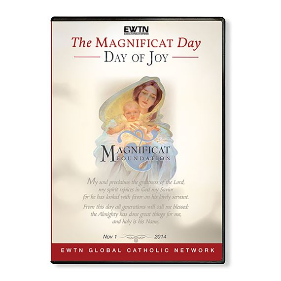 THE MAGNIFICAT DAY OF JOY - DVD