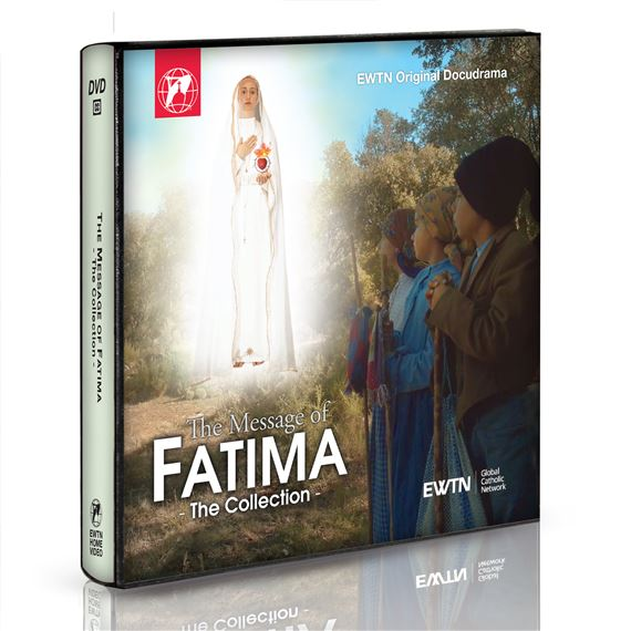 THE MESSAGE OF FATIMA THE COLLECTION DVD