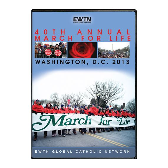 MARCH FOR LIFE 2013 - DVD